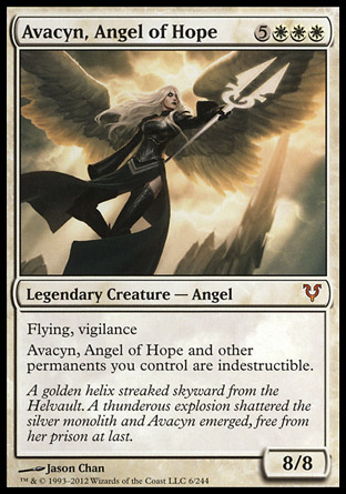 Avacyn, Angel of Hope фото цена описание