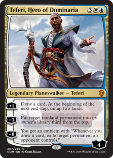 Teferi, Hero of Dominaria фото цена описание