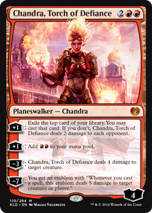 Chandra, Torch of Defiance фото цена описание