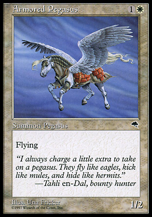 Armored Pegasus фото цена описание