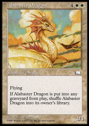 Alabaster Dragon фото цена описание